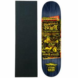 "Anti Hero Skateboard Deck Russo Friday Night Fracas 8.75"" wi"