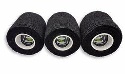 Hockey Grip Tape - 3 rolls - cohesive self adhering tape