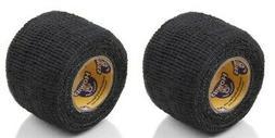 "ProGuard Hockey Power Flex Tape - 2 Rolls of Black 1.5""x5 Ya"