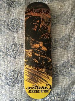 kevin baekkel roadside terror skateboard deck 8