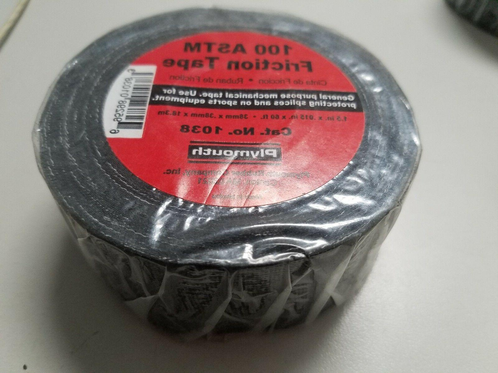 100 astm friction tape 4 rolls free