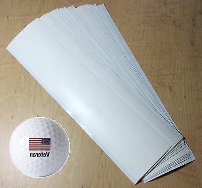 8 golf club grip tape strips double