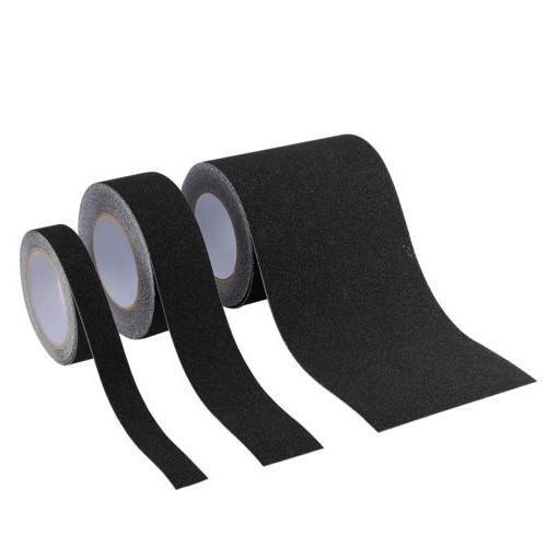 16-60 BLACK Safety Tape Anti Grip Safe Grit