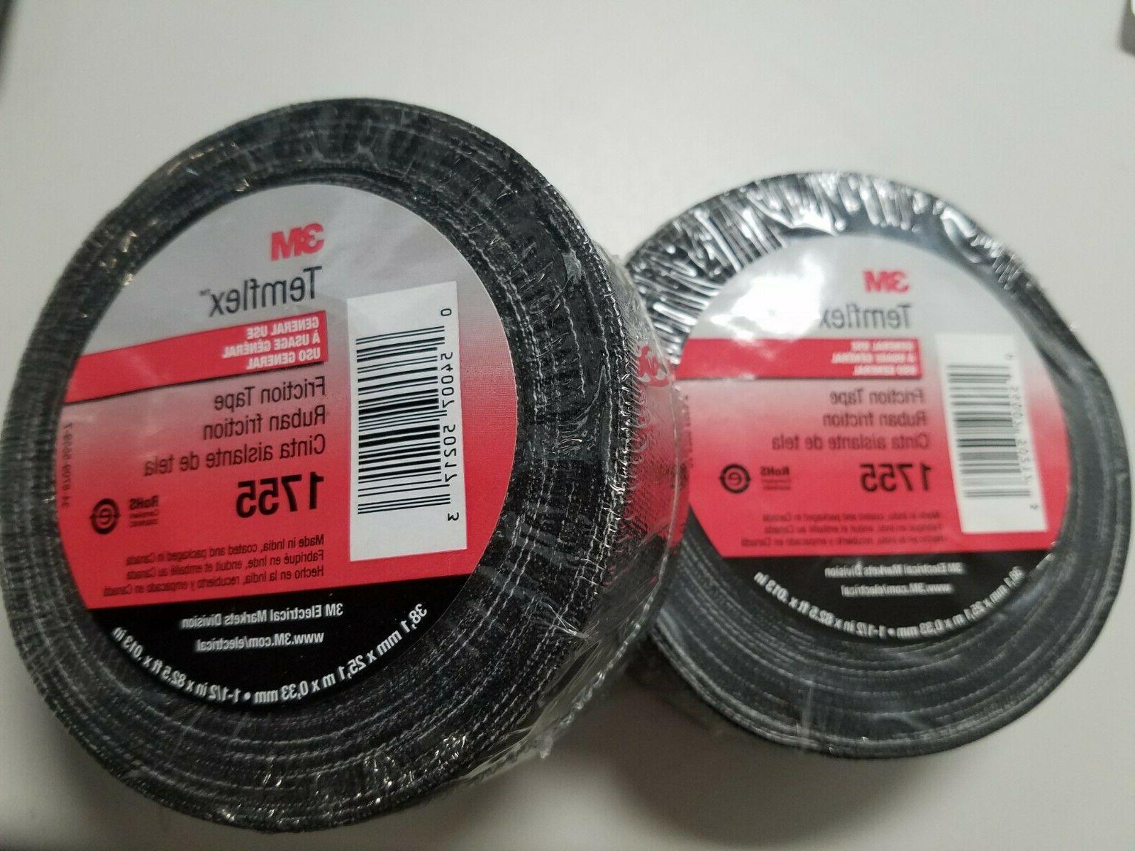 2 rolls 3m 1755 3 4 x60