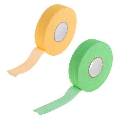 2pcs ice hockey sticks cloth tape lacrosse