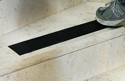 """3"""" x BLACK Roll Safety Non Sticker Grip"""