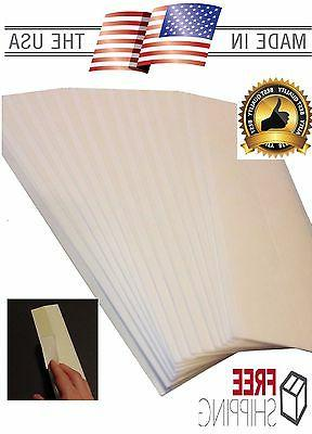 "30 Golf Club Grip Tape Strips Double Sided 2"" x 9"" Premium E"