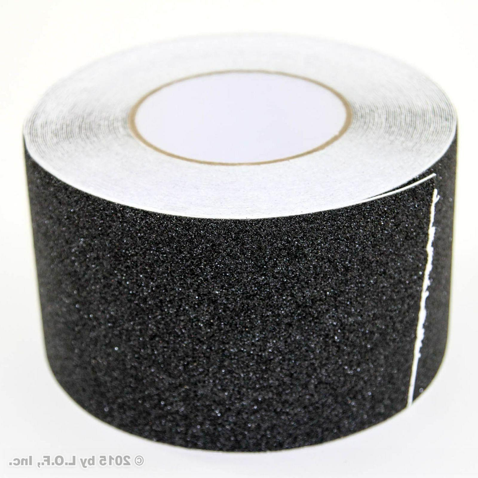 4 x 60 non skid tape black