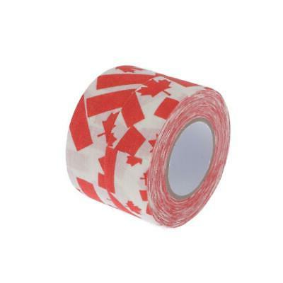 4 Rolls Hockey 1''x10yds Cotton Wrap