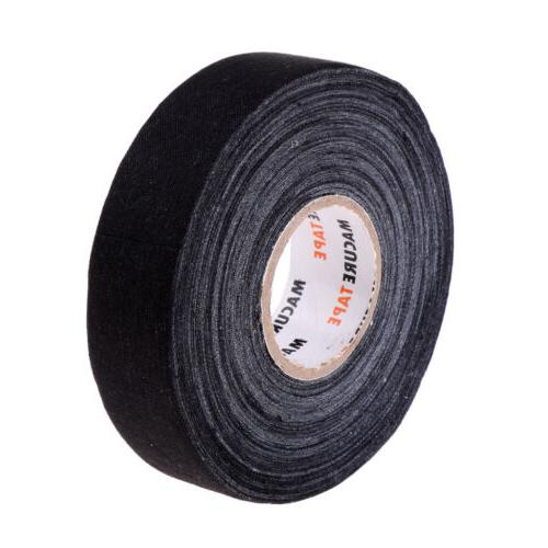 4 Rolls Ice Cloth Wrap Black White for