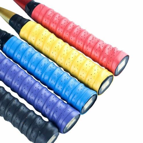 5 Color Anti Slip Racket Roll Handle