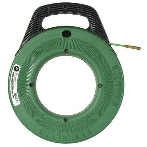 50' Replaceable Low Non Conductive Fish Tape
