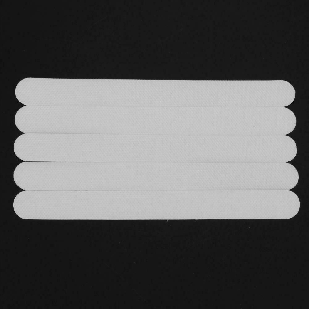 5pcs Non-slip Adhesive Bath Grip Stickers Safety Strips Mat