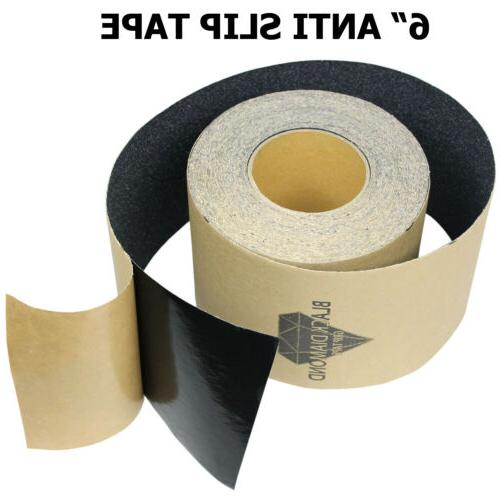 6 x 20 black roll safety non