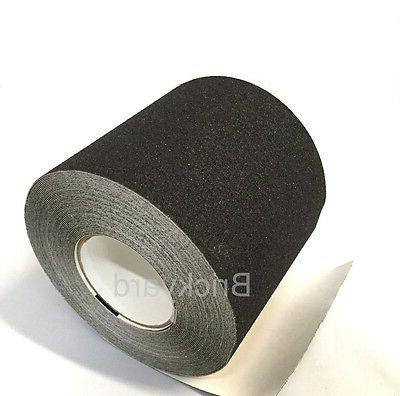 "6"" x Roll Skid Tape Slip Tape Sticker Safe Grit"