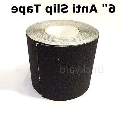 6 x 30 black roll safety non