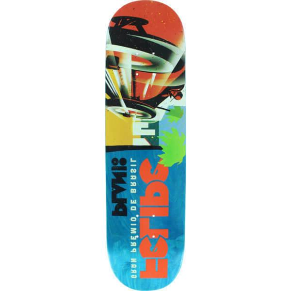 "Plan 8.25"" Racers Skateboard Deck Mob Griptape"
