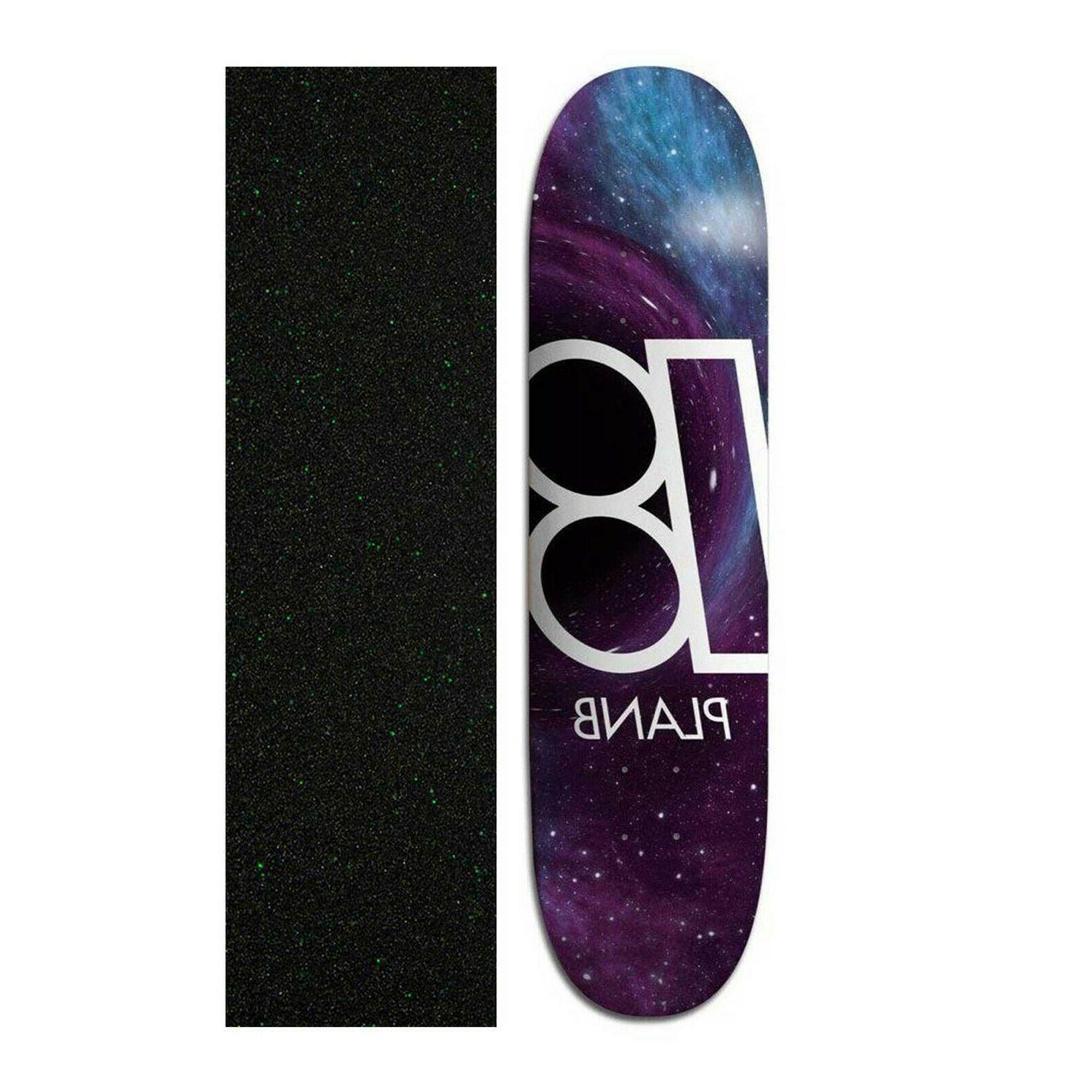 8 25 team black hole skateboard deck