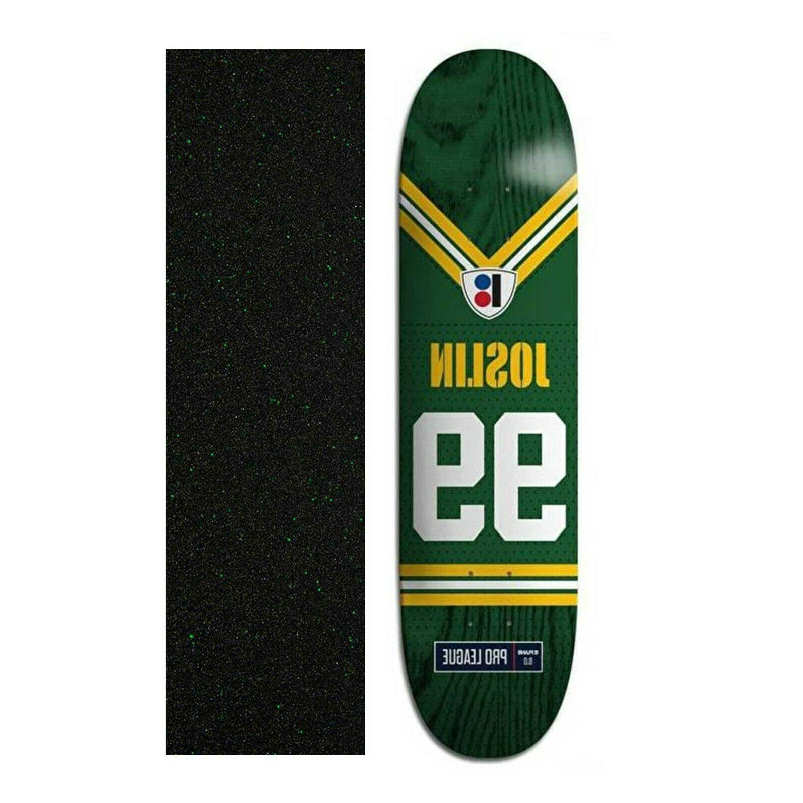 8 375 chris joslin pro league skateboard