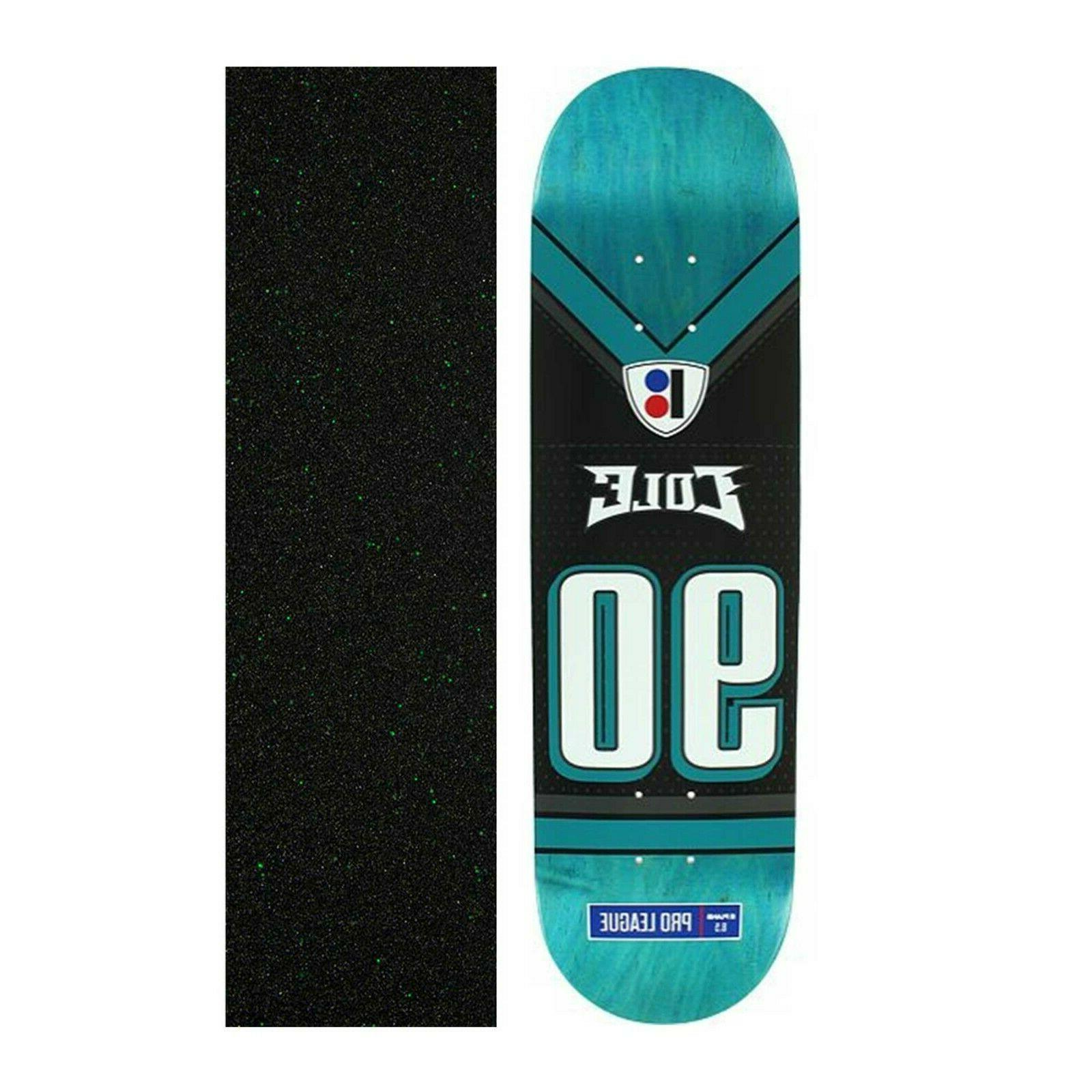 8 5 cole super roll skateboard deck