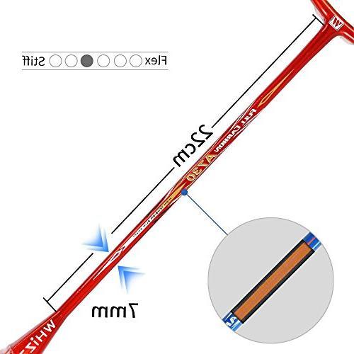 WHIZZ High Modulus Graphite Racket for