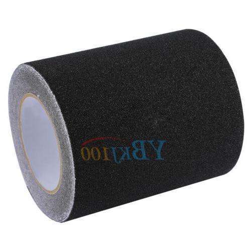 Anti Slip High Grit Grip Tape Adhesive Back