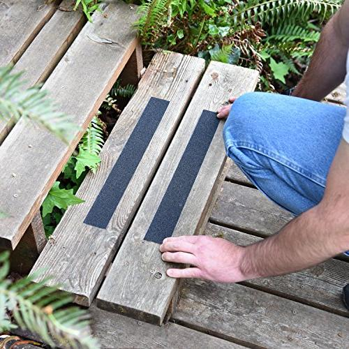Anti - & Tape for Outside Steps, Walkways, Equipment, Ramps, More Custom Traction Tapes