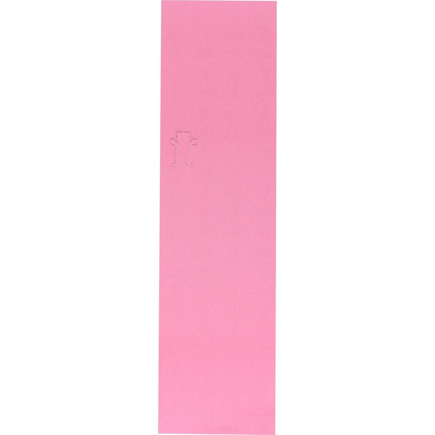 Grizzly Bear Cut-Out Single Sheet Griptape - Pink