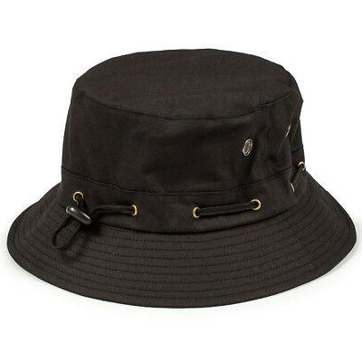bear trap bucket hat