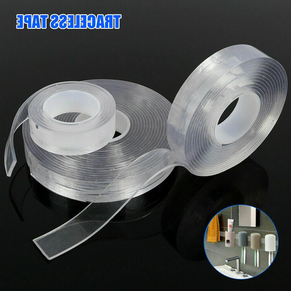 Double-sided Nano Grip Tape Traceless Adhesive Gel