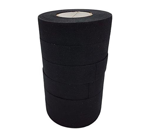 Black Stick - 6 Rolls - 1 Wide, 20 Yards Long - Specifically for