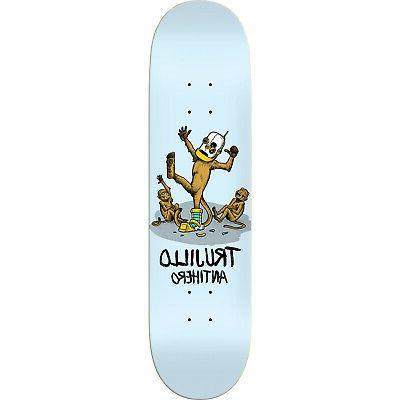 Anti leading the Skateboard Deck +
