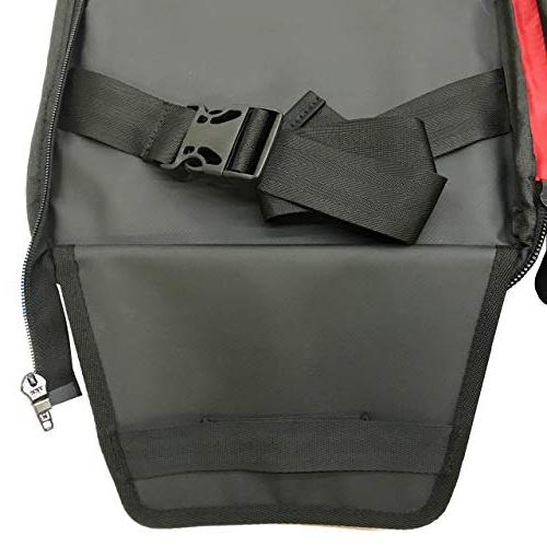 Hubro Designs Longboard Backpack Electric Carry Panel