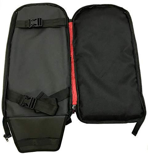 Hubro Boosted Board Longboard Backpack 20L Backpack Electric Skateboard Carry Panel