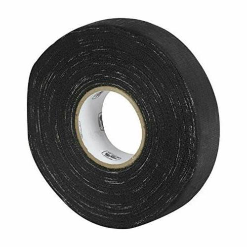 Tape, x Feet, Single Roll, Black