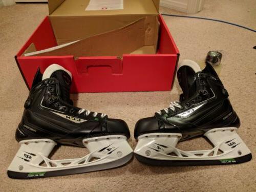 CCM Ribcor 48k Ice Skates US Size 10 + tape guard tape