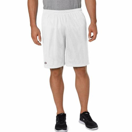 Champion Long Mesh Shorts with
