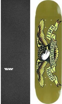 "Anti Hero Skateboards Classic Eagle 8.06"" Skateboard Deck +"