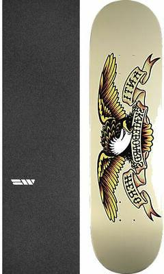 "Anti Hero Skateboards Classic Eagle 8.62"" Skateboard Deck +"