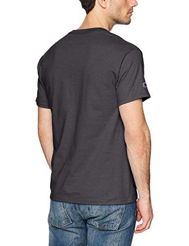 Champion Men's Tee Granite Heather 3X