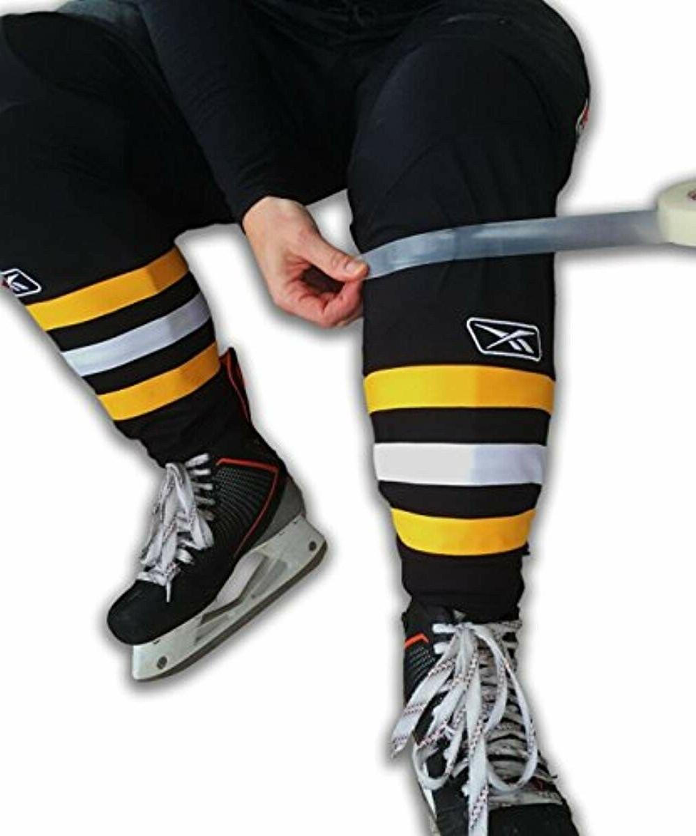 Clear Hockey Sock Easy SportsTape