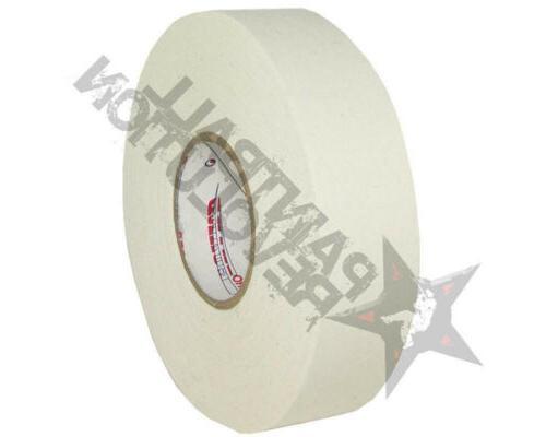 cloth hockey grip tape white