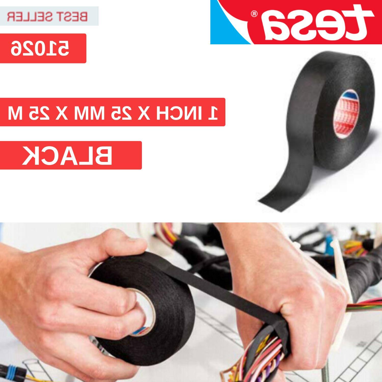 Cloth Wire Harness Friction Tesa 51026 Tape Weatherproof 1 I