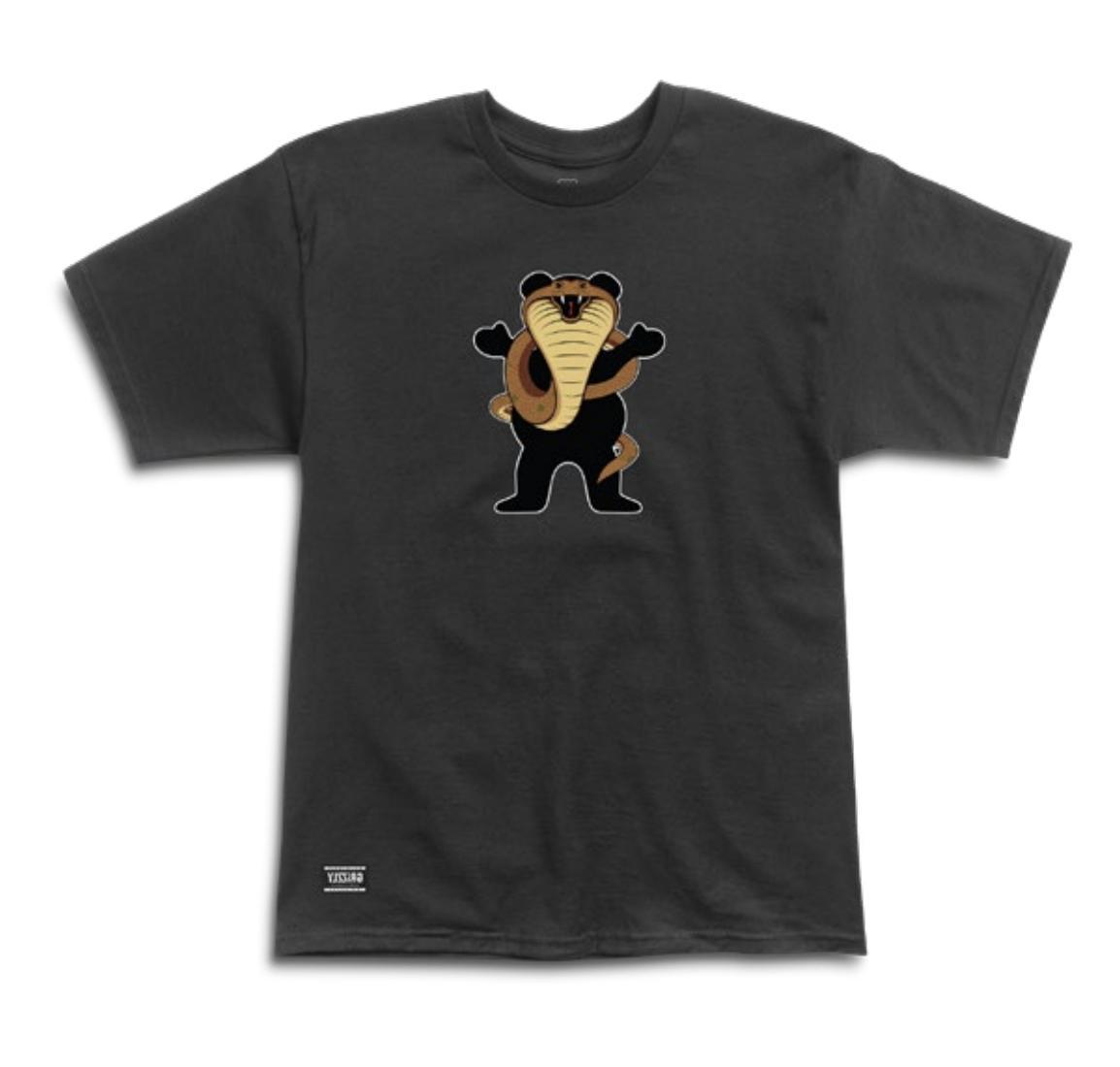 cobra cole pro bear t shirt large