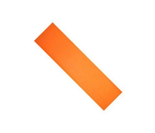 colored skateboard grip tape sheet pro orange