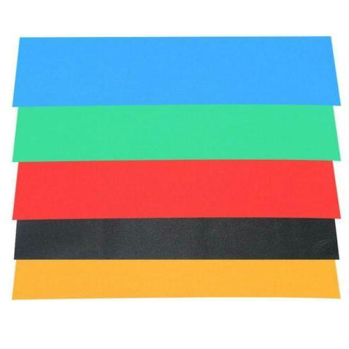 Colorful Skateboard Grip Tape Board Sticker