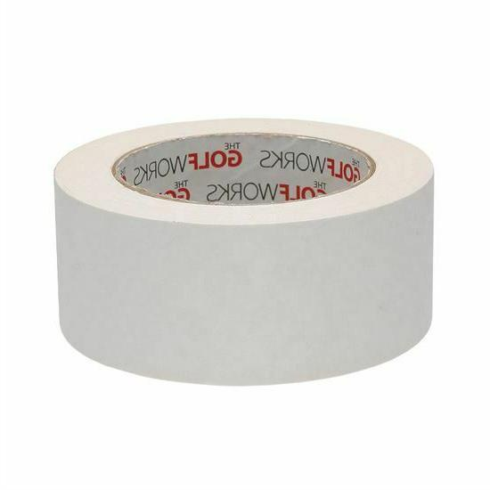 GolfWorks Double Tape Adhesive