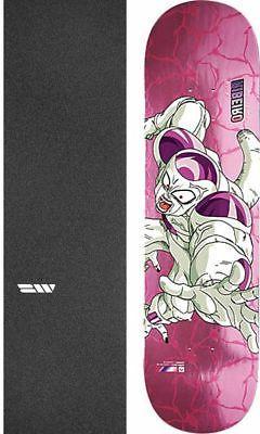"""Primitive Skateboarding Dragon Ball Z Frieza 8.1"""" Skateboard"""