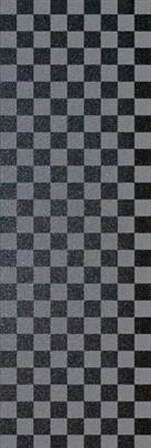 "Envy Flik Grip Tape CHECKERED BLACK/CHARCOAL 4.5"" Wide"