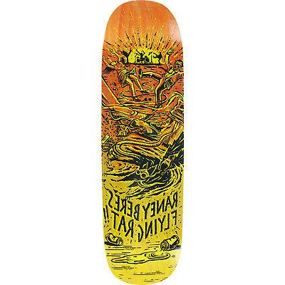 "Anti Rat 8.63"" Skateboard Deck +"